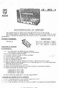 Philips Br405a  Service Manual  Repair Schematics