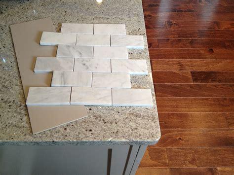 loft cottage marble backsplash preview