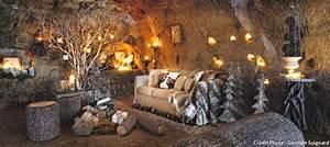 Branches Deco Interieur : no l v g tal dans une grotte maison cr ative ~ Teatrodelosmanantiales.com Idées de Décoration