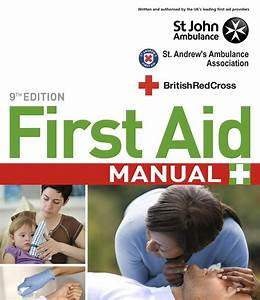Health Science  First Aid Manual 9th Edition