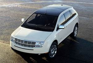 Lincoln Mkx 2007-2009 Service Repair Manual 2008