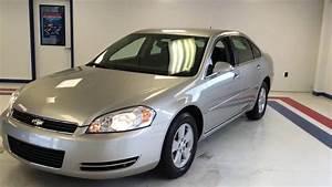2006 Chevy Impala - Silver -  Ub320702