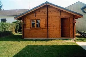 Toiture Abri De Jardin Castorama : chalet en bois castorama ~ Dailycaller-alerts.com Idées de Décoration
