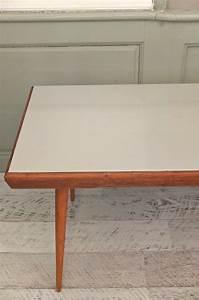Table Pieds Compas : slavia vintage mobilier vintage table pieds compas clair obscur ~ Teatrodelosmanantiales.com Idées de Décoration