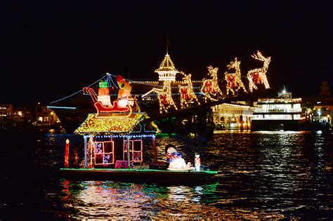 Where To Park For Newport Beach Boat Parade by Quot Deck The Hulls With Bows Of Jolly Quot Newport Beach