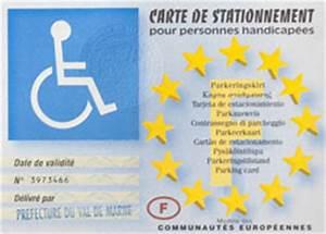 Carte Stationnement Paris : carte mobilit inclusion mention stationnement ~ Maxctalentgroup.com Avis de Voitures