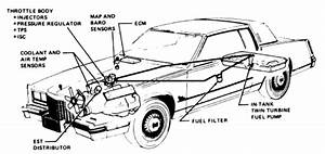 Cadillac Fuel Injection System
