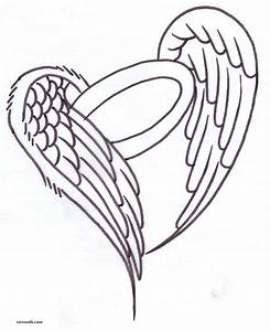 Angel Wing Outline | Search Results | Calendar 2015
