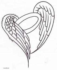 Angel wing tattoo designs - key tattoo designs - free ...