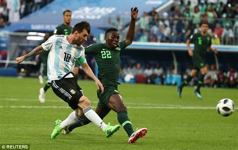 Lionel Messi sets unbelievable World Cup record | Daily ...