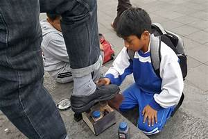 Fundraiser by Tom Hammersley : Shoe shine boys of Quito