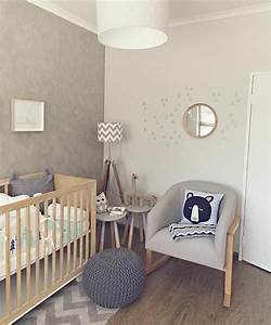 awesome chambre bebe beige et gris pictures amazing home With deco chambre bebe gris