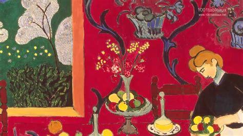 la chambre par le peintre fran 231 ais henri matisse