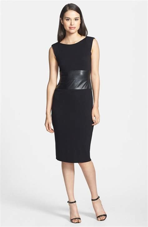 Nordstrom Black Evening Dress
