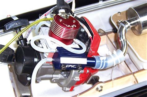 Gas Rc Boat Transmission by Rc Boat