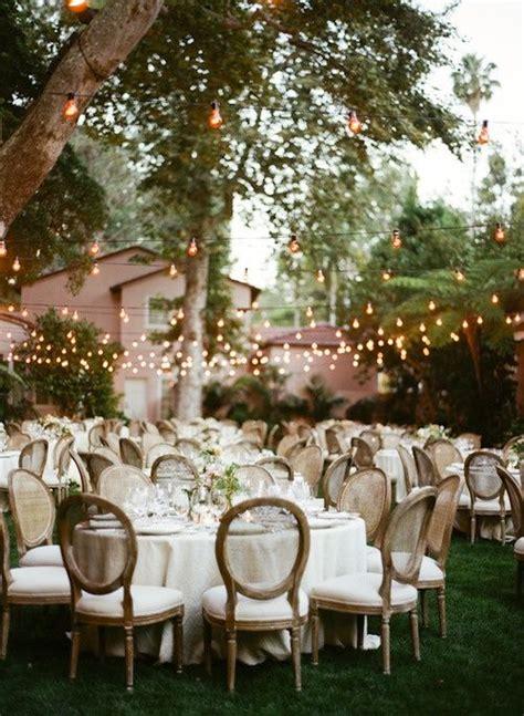 Summer Backyard Wedding by Decorating Ideas For A Summer Backyard Wedding Wedding