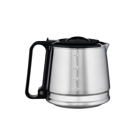 coffee maker with stainless carafe hamilton 88087c 4 cup replacement carafe for hdc 8241