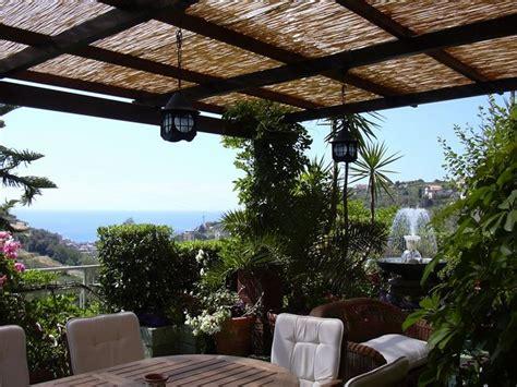 arredamento per terrazze coperture per terrazze pergole e tettoie da giardino
