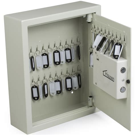 key storage cabinet with combination lock hausen wall mounted 48 key electric combination lock