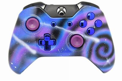 Xbox Controller Galaxy Themed Side Destiny Printable