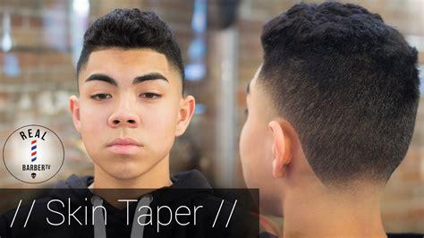 Men's Haircut 2016