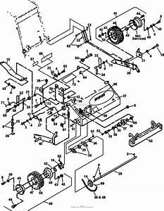 Bunton  Bobcat  Ryan 544873d Mataway Overseeder Parts