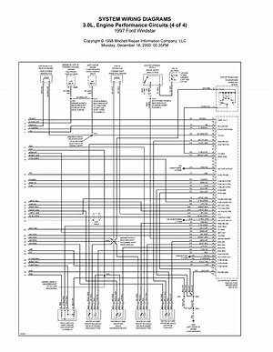 2003 Windstar Wiring Diagram 26636 Archivolepe Es