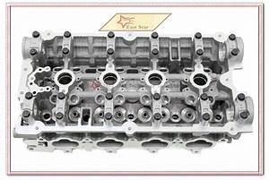 G4js Engine Cylinder Head For Hyundai Santa Fe Sonata For Kia Optima 2 4l 16v 1999 2006
