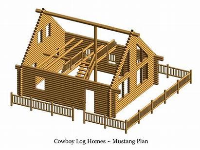 Cowboy Cabin Homes Cowboyloghomes
