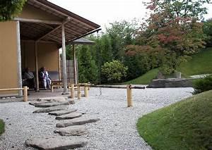 Japanische Gärten Selbst Gestalten : japanischer garten zengarten kiesgarten zur medidation ~ Lizthompson.info Haus und Dekorationen
