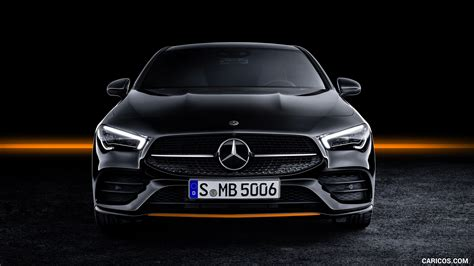 To get more information about the model go to mercedes benz cla. 2020 Mercedes-Benz CLA 250 Coupe Edition Orange Art AMG Line (Color: Cosmos Black) - Front | HD ...