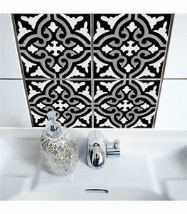 stickers pour carrelage de salle de bain ou cuisine rimal With stickers pour carreaux salle de bain