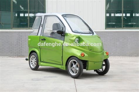 Buy Electric Vehicle by 2017 New 2 Seats Ultra Mini Scooter Electric Vehicle Buy