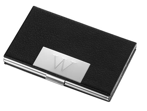 Visol Credit Black Leather S- Steel Business Card Case Business Credit Card Points Guy How To Get Green In Usa Ibis Accor Gold Amex Employee And Red Template Stock Gsm Google Apps Photographer