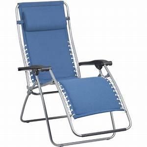 Fauteuil Relax Lafuma Decathlon : fauteuil relax lafuma rsx matelass jeans lafuma pas cher ~ Dailycaller-alerts.com Idées de Décoration