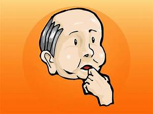Surprised old man facial expression vector Photo | Free ...