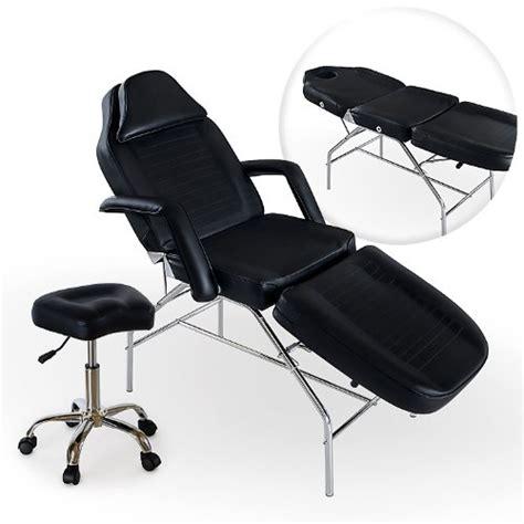 gt professional multi purpose black salon chair