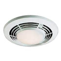 bath exhaust fan heat light bath fans