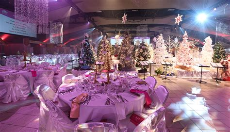 edmonton christmas party venues shaw conference centre