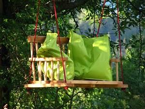 Schaukel Für Erwachsene Garten : gartenschaukel zur entspannung pur ~ Watch28wear.com Haus und Dekorationen