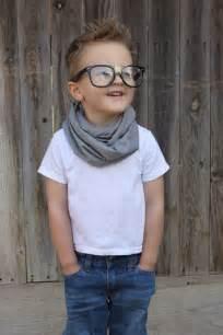 Little Boy Hipster Haircut