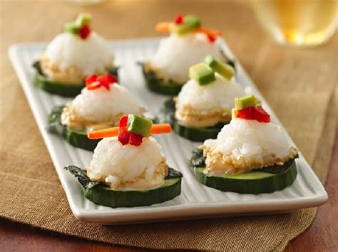 canapes ideas top 10 canapé recipes for a great top inspired