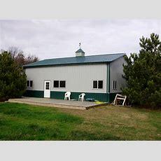 Pole Barn House  Milligan's Gander Hill Farm
