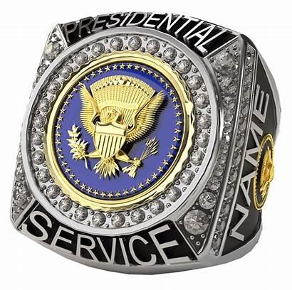 Rings Presidential Service Ring Custom