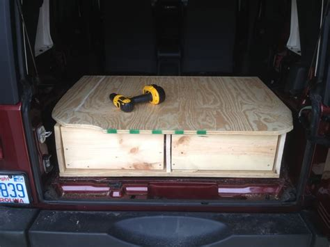 jeep cherokee sport sleep storage google search xj