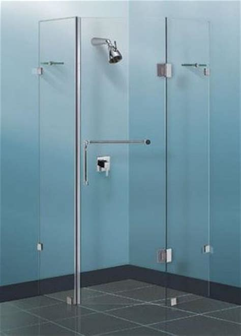 frameless shower screen diamond sizes