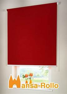 Rollo 140 Breit : verdunkelungsrollo 12 farben rollos in 130 cm h he ~ Lateststills.com Haus und Dekorationen