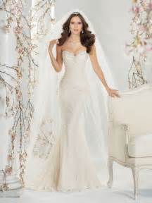 www wedding dresses lace a line wedding gown with sweep