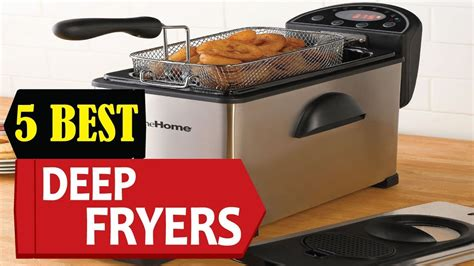 deep fryer fryers cooker