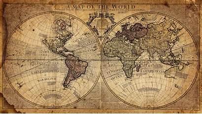 Map 4k Wallpapers Globe Canvas Wall Tan